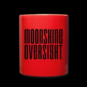 Moonshine Oversight noir - Mug uni
