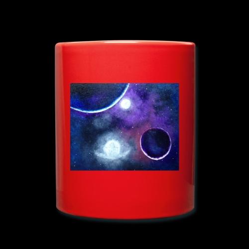 Space - Tasse einfarbig