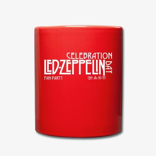 LZ Fan Celebration Day White - Tazza monocolore