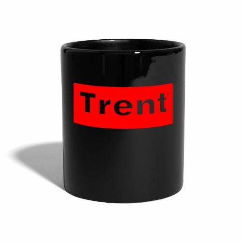 TRENT classic red block - Full Colour Mug