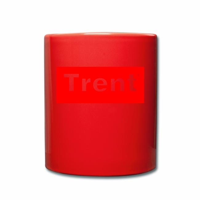 TRENT classic red block