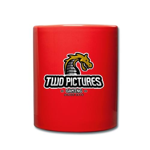 TwoPictures Gaming - Yellow Logo 2017 - Tasse einfarbig