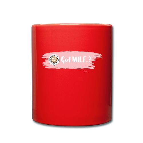 Got MILF Milfcafe Shirt Mama Muttertag - Tasse einfarbig