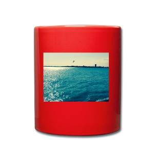 ocean life - Full Colour Mug