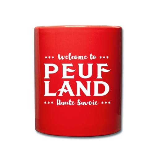 Peuf Land 74 - white - Mug uni