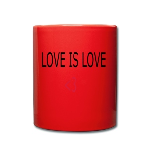 love is love - Full Colour Mug
