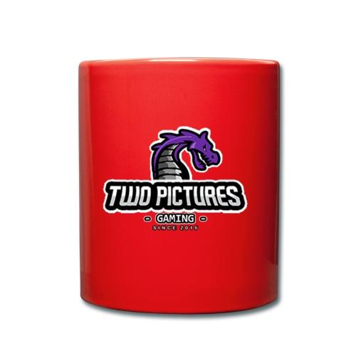 TwoPictures Gaming - Orange Logo 2017 - Tasse einfarbig