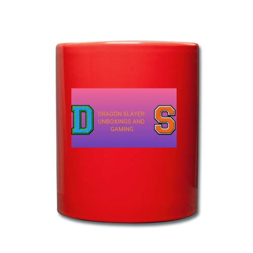 DSUAG Official Merchandise - Full Colour Mug