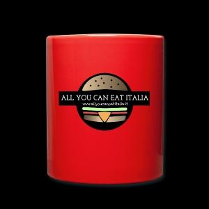 All You Can Eat Italia - Tazza monocolore