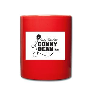 CONNY DEAN klever 45x45 001 - Mok uni