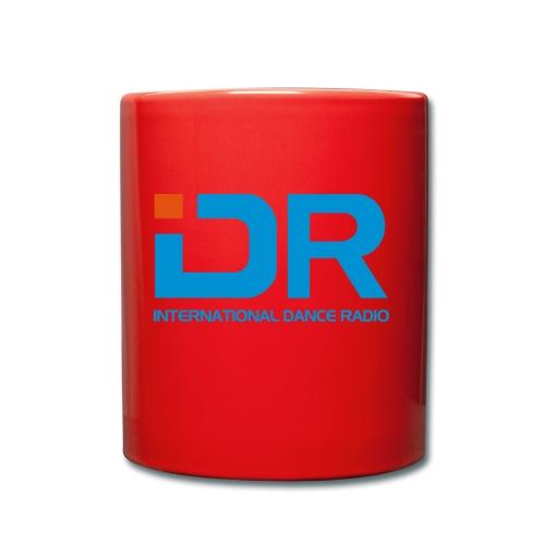 International Dance Radio - Taza de un color