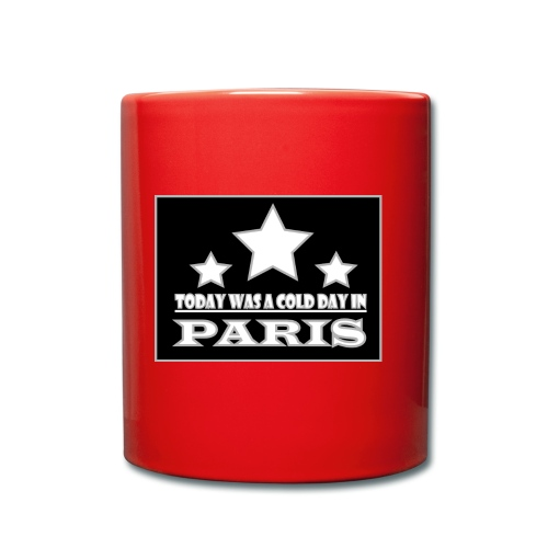 ColdParis - Mug uni