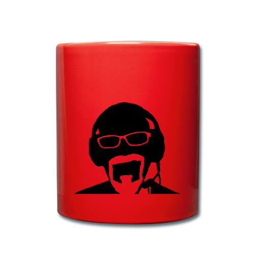 Face Gaming Black - Mug uni
