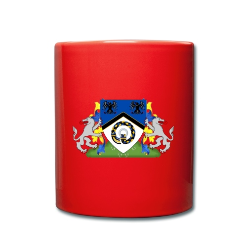 Hrafnarfjall Coat of Arms - Full Colour Mug