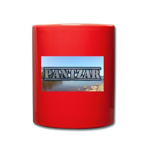 Pantzar - Enfärgad mugg