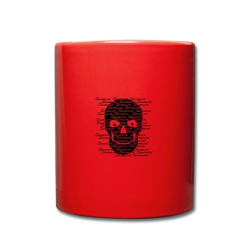 Silverline Skull Schwarz - Tasse einfarbig