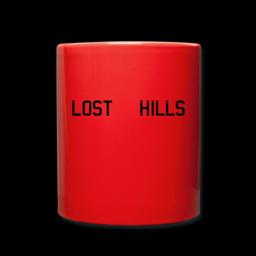 LOST HILLS - Full Colour Mug