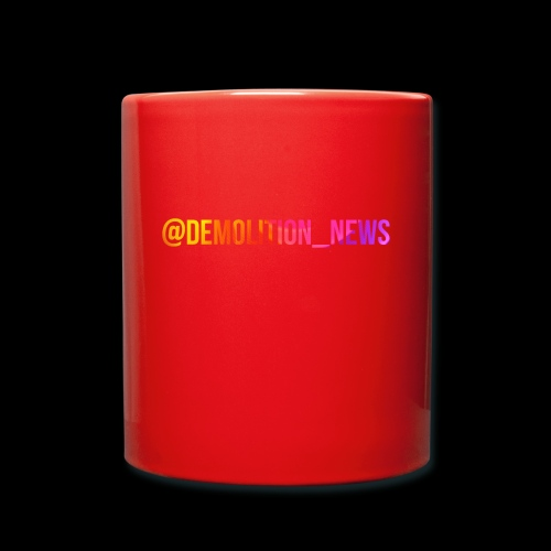 @demolition_news - Full Colour Mug