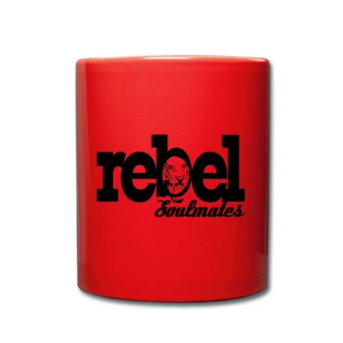 REBEL SOULMATES - Full Colour Mug