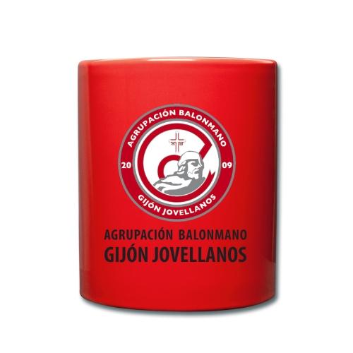 Escudo Gijón Jovellanos - Taza de un color