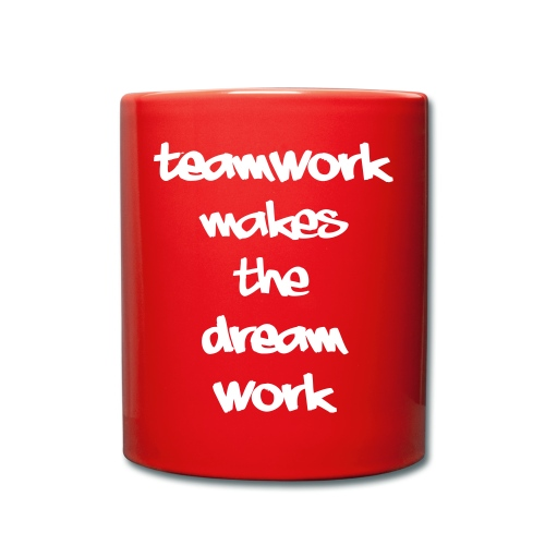 Teamwork - Mok uni