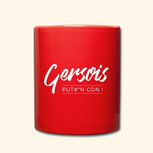 Gersois P*#tin Con ! - Mug uni