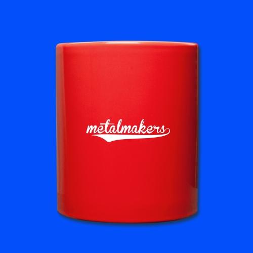 logo MM blanc big - Mug uni