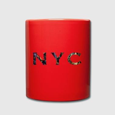 New York NYC - Tazza monocolore