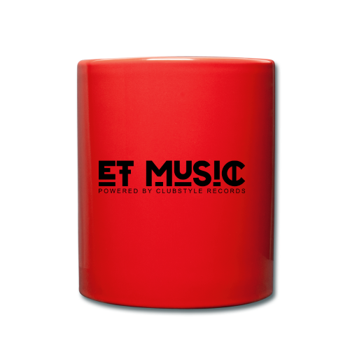 E.T. Music Logo (Powered by ClubStyle Records) - Mok uni