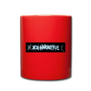 DerHardstyle ONE - Tasse einfarbig