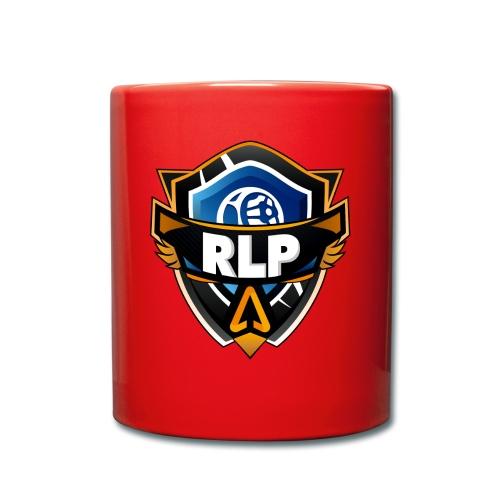 Rocket Liga Pro   Logo Style's - Taza de un color