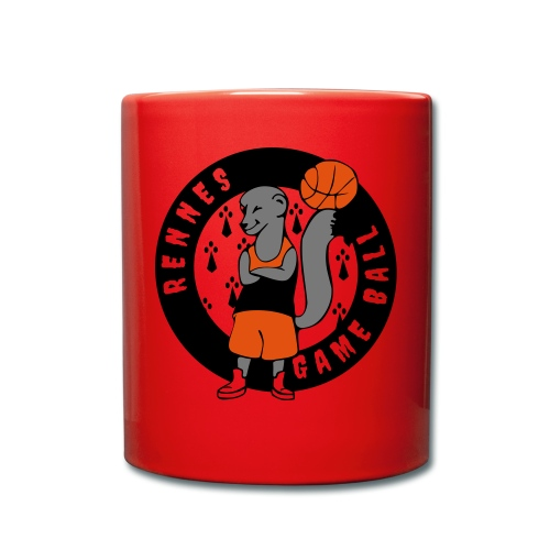 rennes game ball - Mug uni