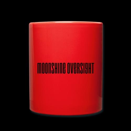 Moonshine Oversight logo - Mug uni