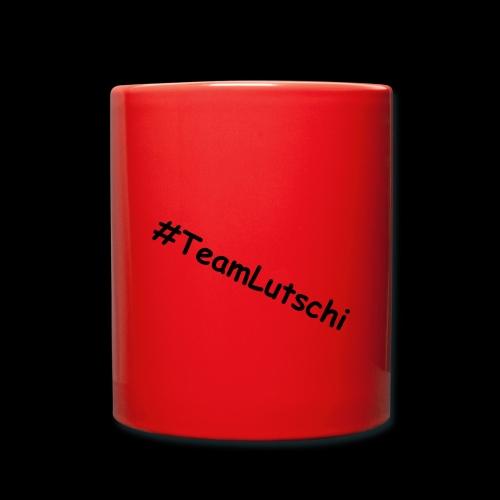 TeamLutschi - Tasse einfarbig