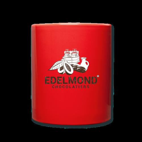 Edelmond Logo - Tasse einfarbig