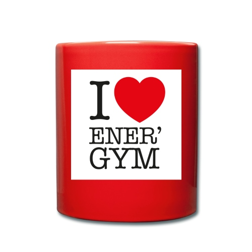 I love Ener'gym - Mug uni