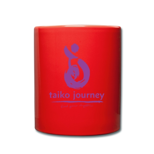 Taiko Journey PURPLE RHYTHM - Full Colour Mug