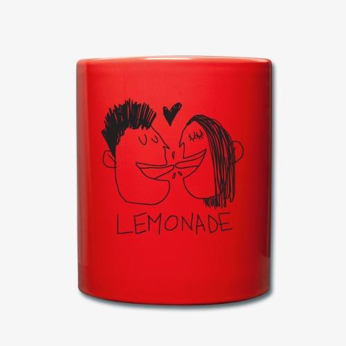 Lemonade Kiss - Tazza monocolore