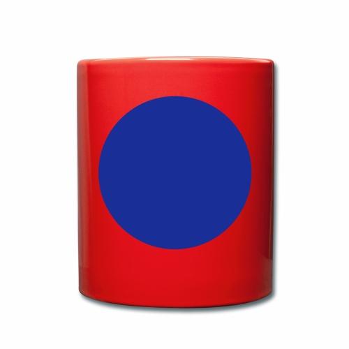Blue blob - Mug uni