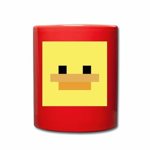 Enten Design - Tasse einfarbig