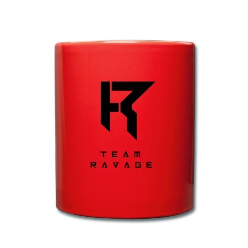 Team Ravage Accessoire Design - Tasse einfarbig