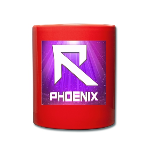 RTrixx Phoenix Logo - Full Colour Mug