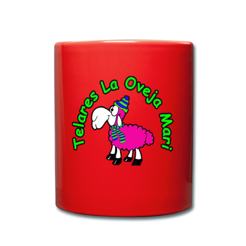 TELARES LA OVEJA MARI - Full Colour Mug