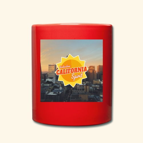 California Spirit City - Mug uni