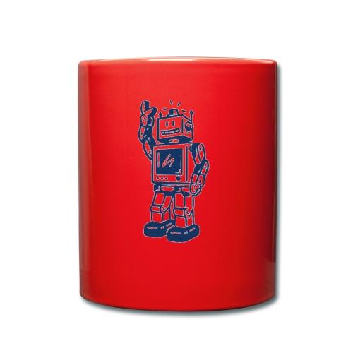 robi v01a - Tasse einfarbig