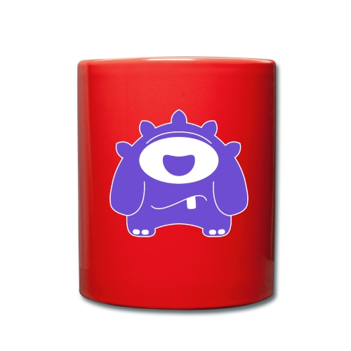 Main character design from the smashET game - Full Colour Mug