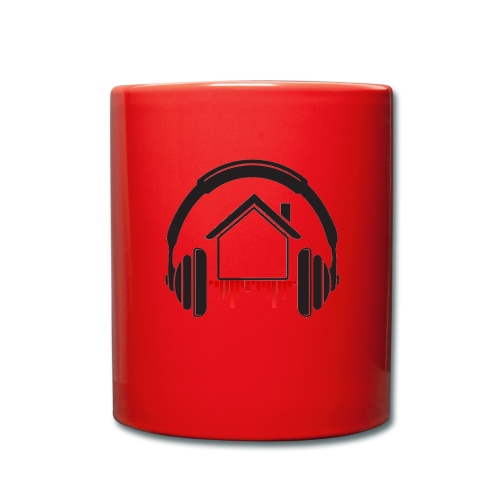 mix at home Logo - Mug uni