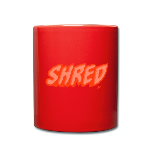 Shred - Tasse einfarbig