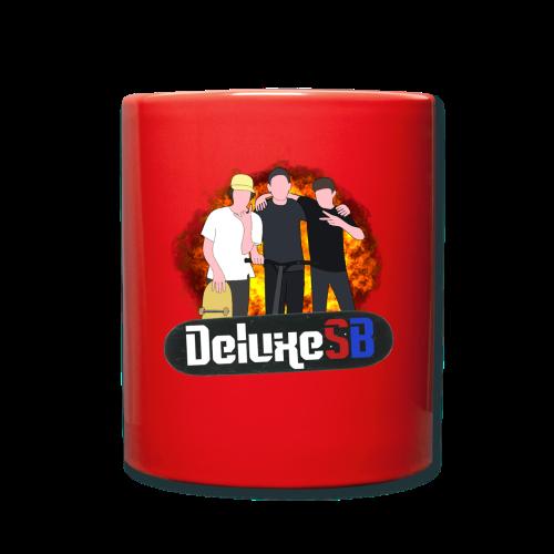 DeluxeSB Logo - Mok uni