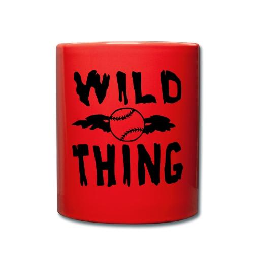 Wild Thing - Full Colour Mug